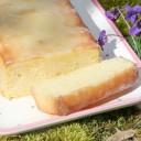 Cake glacé fondant au citron