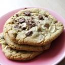 LES cookies américains moelleux au centre et dorés sur les bords